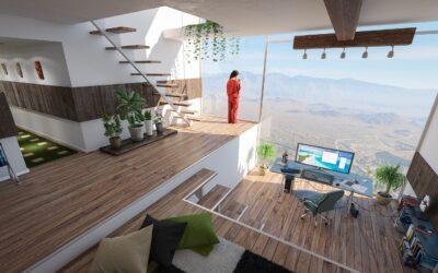 Un Apartament Feng Shui